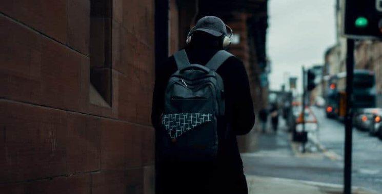 urban commuter backpack