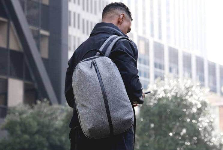 everyday carry backpack for men