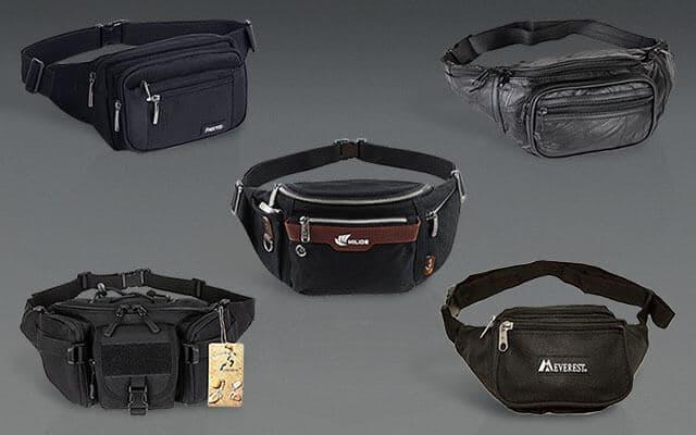 fanny packs for men