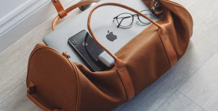 weekender bag for men