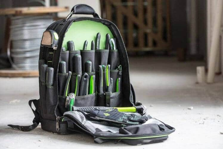 best tool backpack