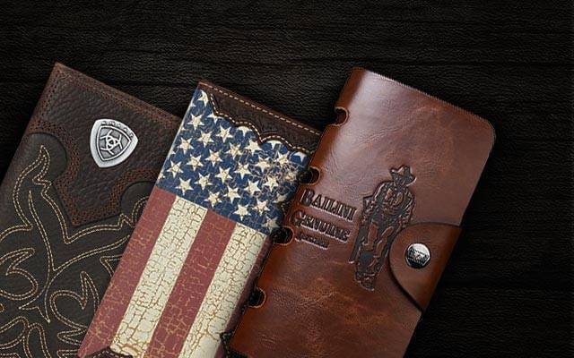 best mens cowboy wallets