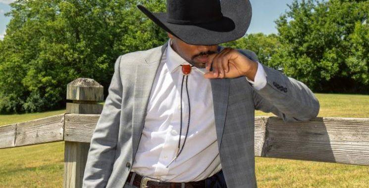 mens gambler style hat