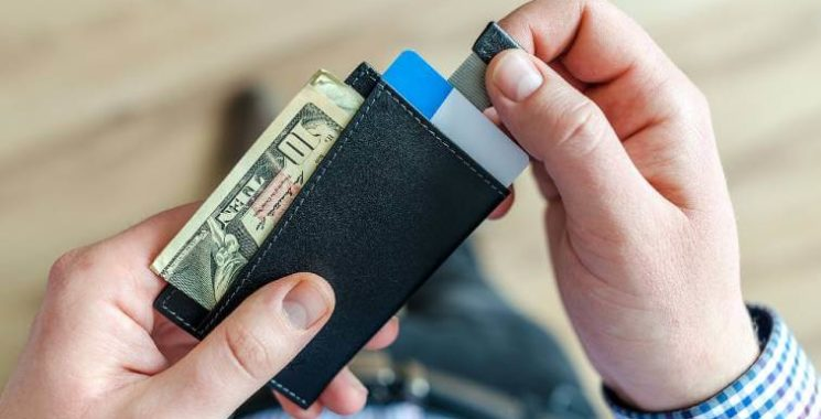 best minimalist wallet for men