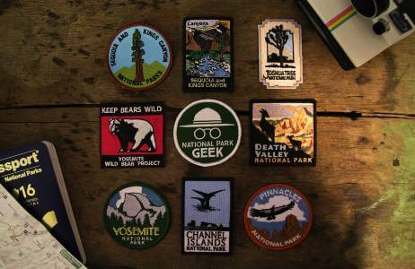 cloth patches