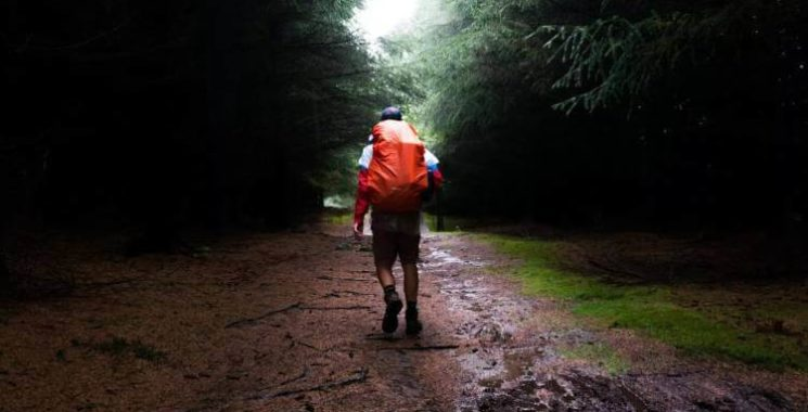 waterproof your backpack