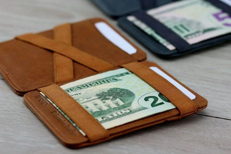 best magic flip wallet