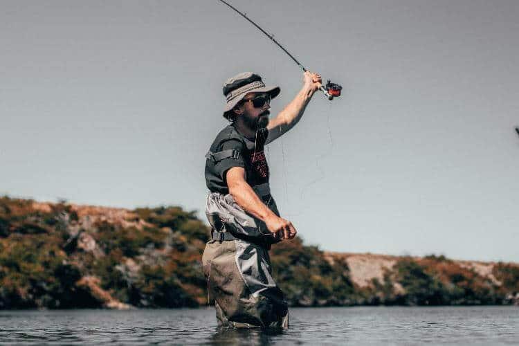 cool fishing hat